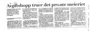 16.01.98-Avgiftshopp-truer-det-private-meieriet