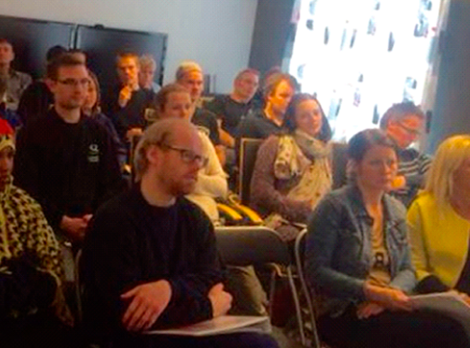 Engasjementet blant QFolket er høyt. Svein, Maje,  Wenche, Niels, David, Britt, Martha, Ole Fredrik og mange fler bidrar med meninger.