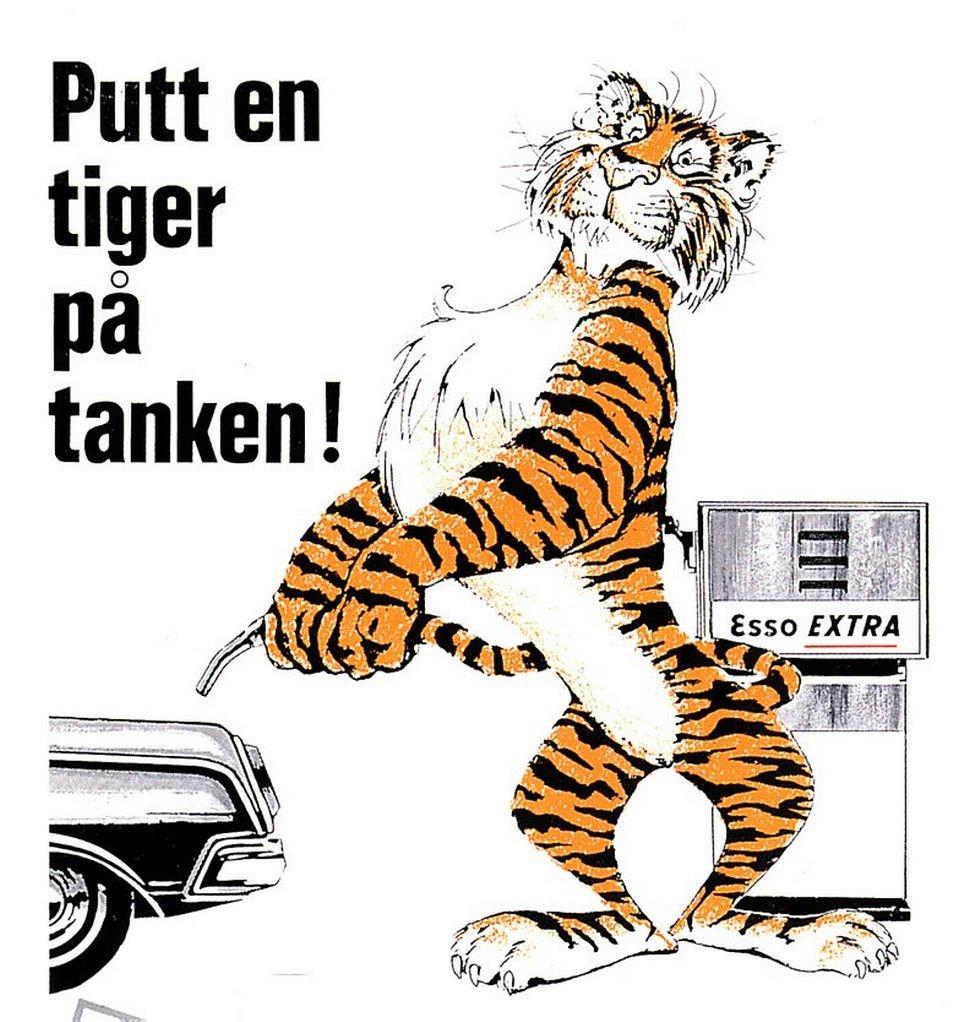 Forbrukerdialog fra en tiger?